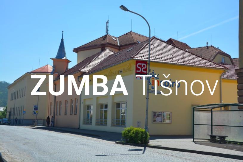 Zumba v Tišnově - proč vyzkoušet?